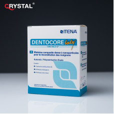 DentoCore BODY картридж A3 (50г), композит для востановления культи и фикс. штифтов. Itena