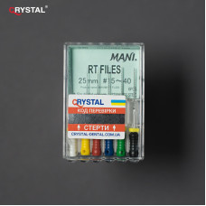 RT- files (31 мм) Mani