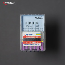 D-Finders (25 мм, 6 шт) Mani