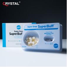 SuperBuff Super-Snap Set -  набор быстросъемных фетровых полировочных дисков.  Shofu
