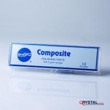 Composite Polishing Paste – полировочная паста для полирования реставраций. Shofu