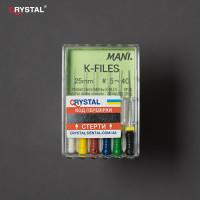 K-files № 15/40 (25 мм, 6 шт) Mani
