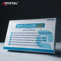 DentoCore BODY A3 Smartmix (9 г) композит для восстановления культи и фикс. штифтов. Itena