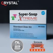 Super-Snap X-Treme Standart Disk - набор полировочных дисков. Shofu