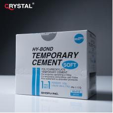 HY-Bond Temporary SOFT– поликарбоксилатный цемент для временной фиксации