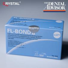 FL Bond II – самопротравливающая адгезивная система, выделяющая фтор! Shofu.