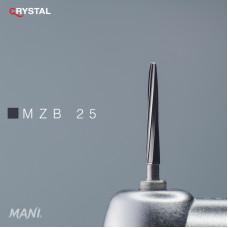 Хирургический бор 25мм MZB25